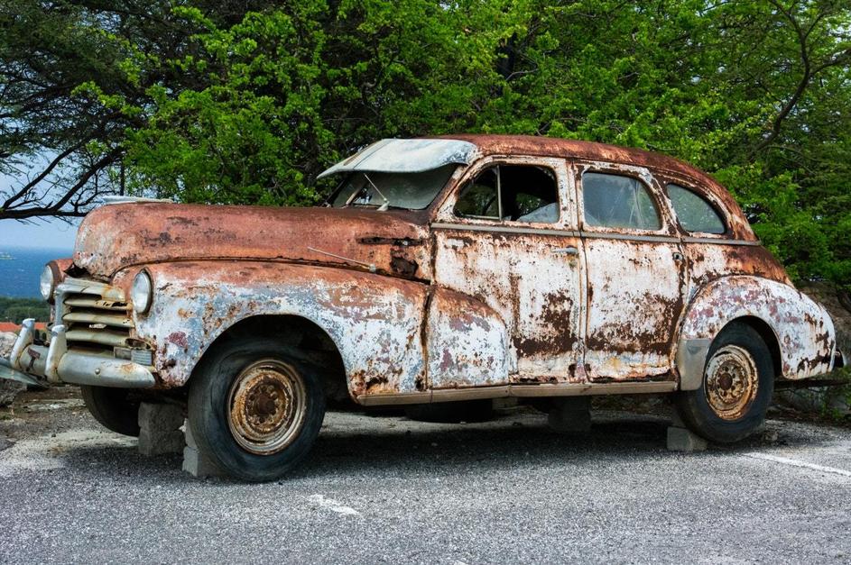 Bien choisir une peinture pour la rénovation d'une voiture ancienne