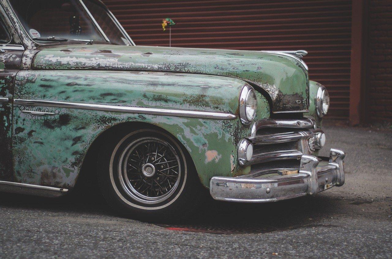 Top 5 de voiture ancienne à restaurer !